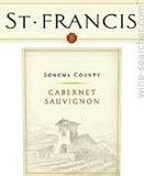 St. Francis Cabernet Sauvignon wine