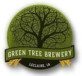 Green Tree Raspberry Hefeweizen Beer