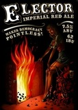 New Albanian Elector Imperial Red Ale beer