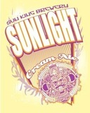 Sun King Sunlight beer