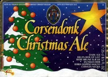 Corsendonk Christmas 2010 Beer