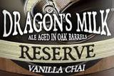 New Holland Dragon's Milk with Vanilla and Chai beer
