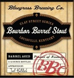 Bluegrass Bourbon Barrel Stout Beer