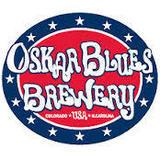 Oskar Blues Blue Dream IPA beer Label Full Size