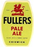 Fuller's Pale Ale beer
