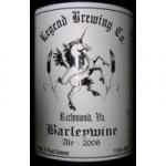 Legend Barleywine beer