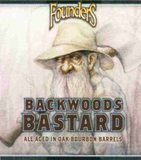 Founders Backwoods Bastard 2015 Barrel Aged Beer