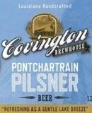 Covington Pontchartrain Pilsner Beer
