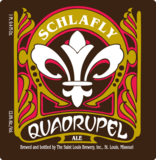 Schlafly Quadrupel beer