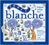 Dupont Foret Blanche beer