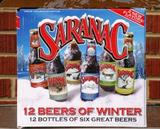 Saranac 12 Beers Of Winter Beer