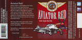 Flying Bison Aviator Red beer