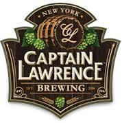 Captain Lawrence Hudson Valley Harvest Apricot Sour beer Label Full Size