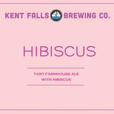 Kent Falls Hibiscus Beer