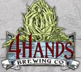 4 Hands Apple Brandy Barrel Aged Woodsman beer