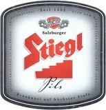 Stiegl Pils beer