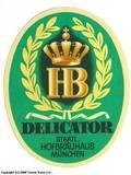 Hofbräu Delicator Beer