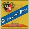 Griesedieck Brothers Golden Pilsener beer