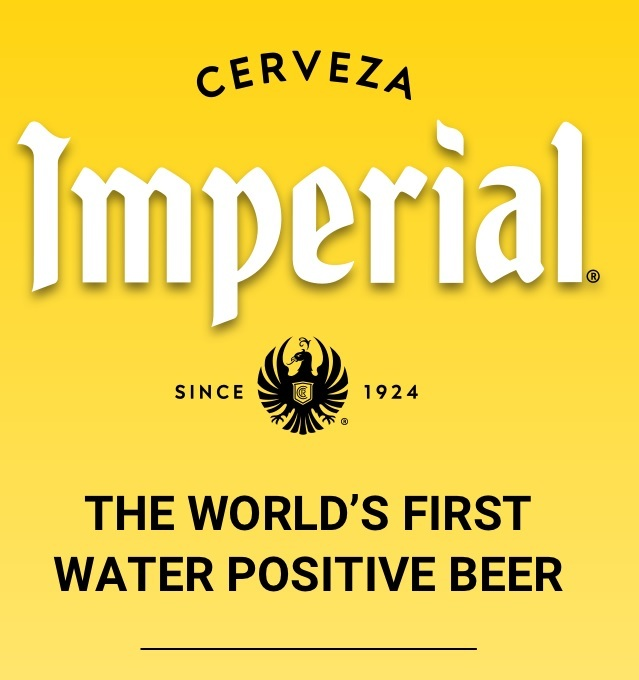 Imperial beer Label Full Size