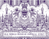 BrewDog Old World Russian Imperial Stout beer