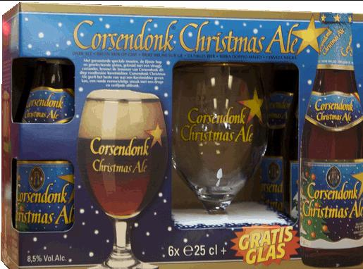 Corsendonk christmas ale gift set