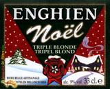 Silly Enghien Noel Triple Blonde beer