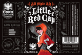 Grimm Brothers Little Red Cap beer