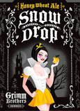 Grimm Brothers Snow Drop beer