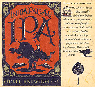 Odell IPA Beer