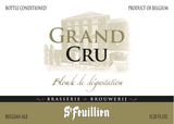 St. Feuillien Grand Cru Beer