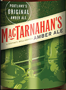 Mactarnahan's Fresh Hopped Amber beer Label Full Size