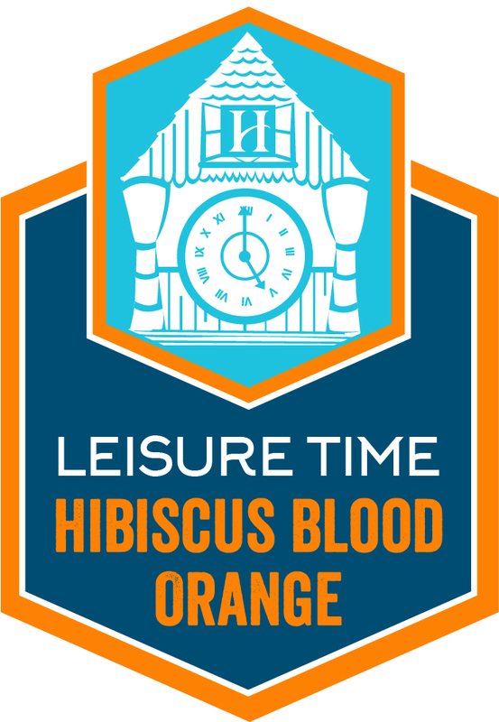 Jack's Abby Hibiscus Blood Orange Leisure Time beer Label Full Size