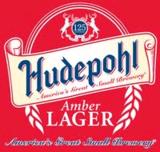 Hudepohl Amber Lager beer