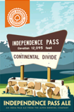 Aspen Independence Pass IPA Beer