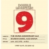 Double Moutain The Divine 9 Bourbon Barrel Aged Brown Anniversary Ale beer