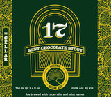 Perennial 17 Mint Chocolate Stout 2016 beer