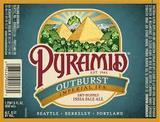 Pyramid Outburst Imperial IPA beer