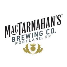 Mactarnahan's Goose Bump Bourbon Barrel beer Label Full Size