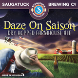 Saugatuck Daze On Saison Beer