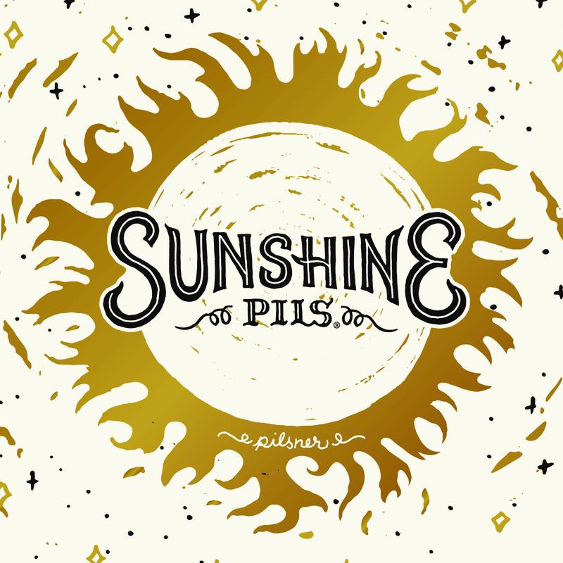 Tröegs Sunshine beer Label Full Size
