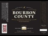 Goose Island Bourbon County Stout 2011 beer