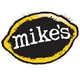 Mike's Harder Mango Lemonade beer Label Full Size