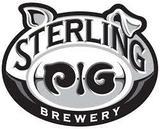 Sterling Pig Porc Blanc White IPA beer