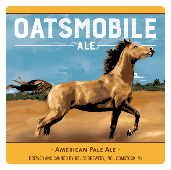 Bell's Oatsmobile Beer