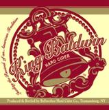 Bellwether King Baldwin Hard Cider beer