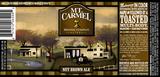 Mt. Carmel Nut Brown Ale beer