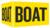 Mini carton boat beer 12