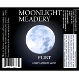 Moonlight Meadery Flirt beer