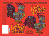 Tallgrass Velvet Rooster Belgian Tripel beer