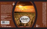 Amager Rye Porter Beer